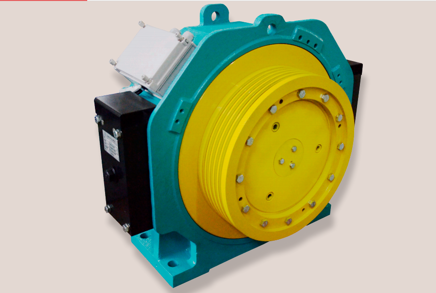 WITTUR WSG-09 PERMANENT MAGNETS GEARLESS MOTOR